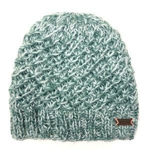 Adidas ClimaWarm Hand-Knit Fuzzy Beanie